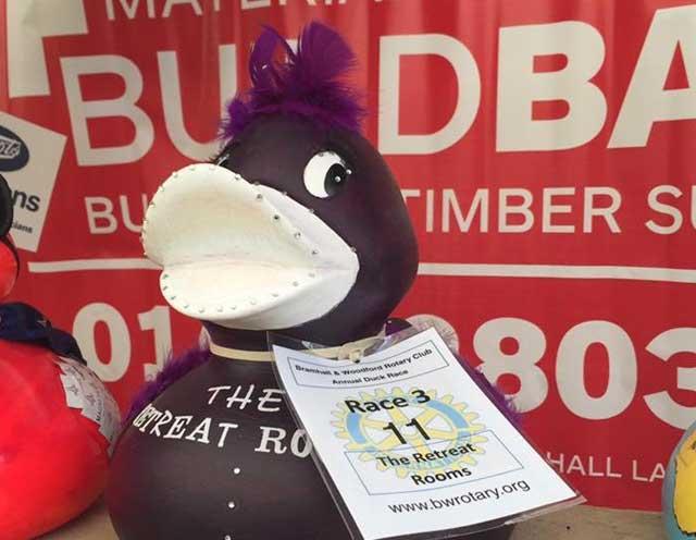Bramhall Duck Race
