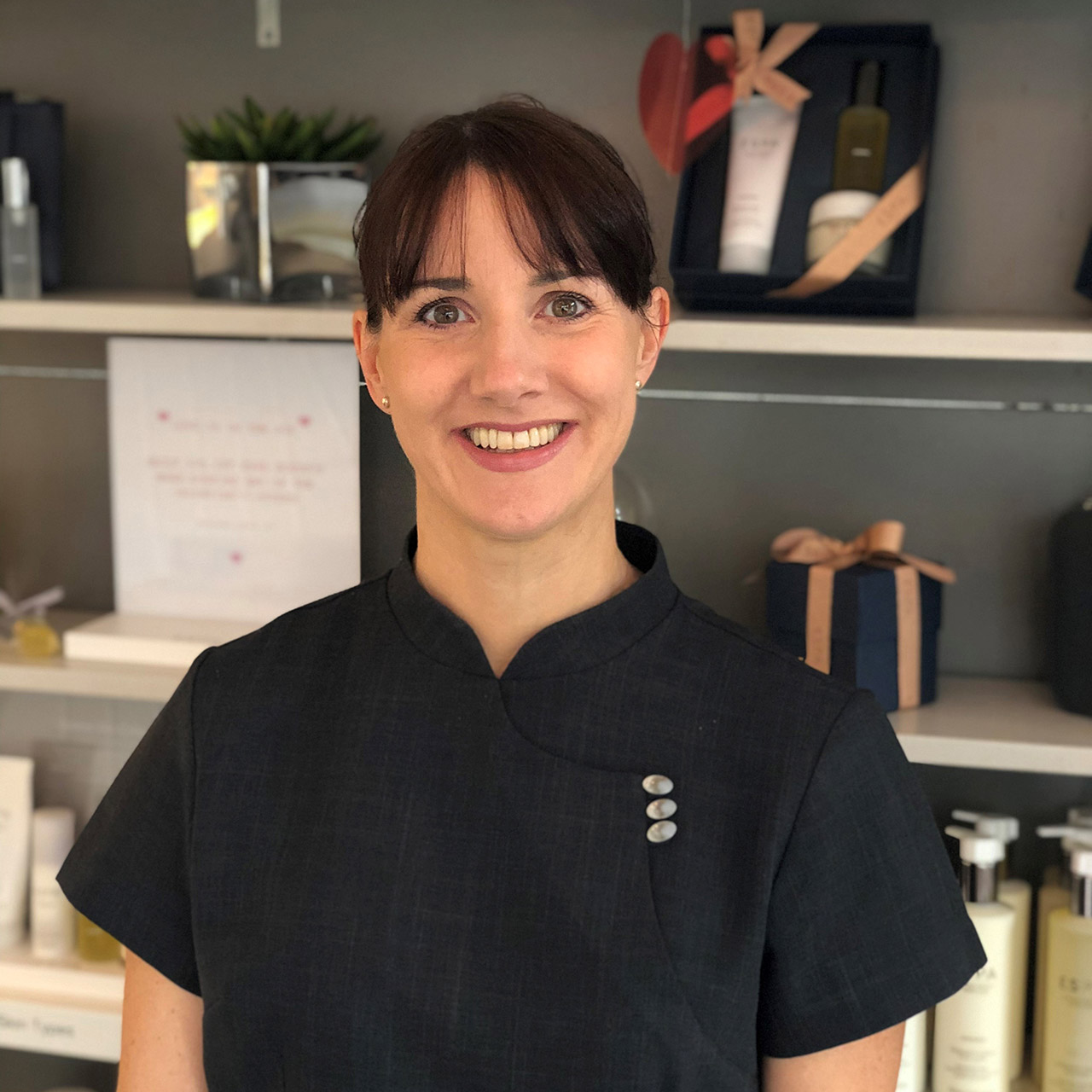 Tracey - Beauty Therapist